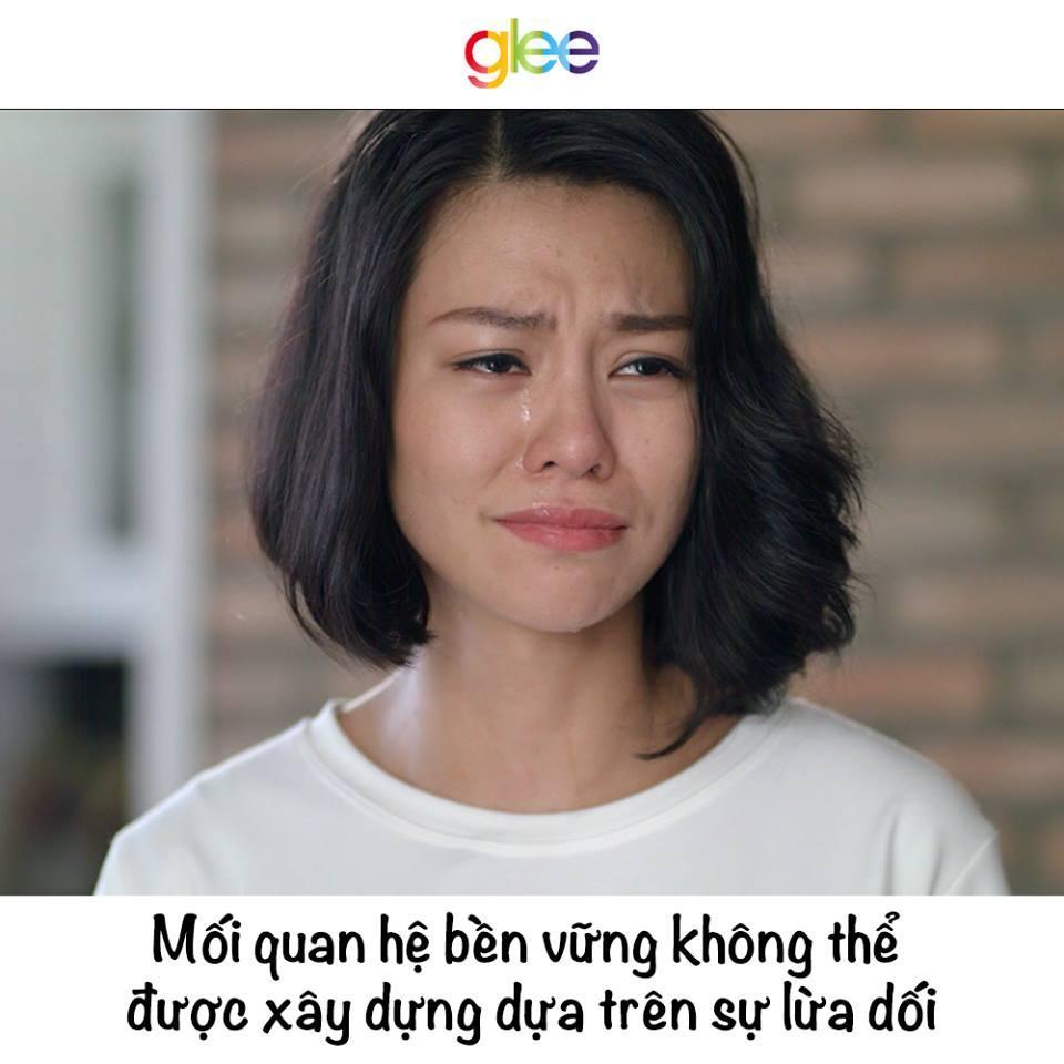 Gu thời trang nóng bỏng của nhân vật nguy hiểm nhất Glee phiên bản Việt-1
