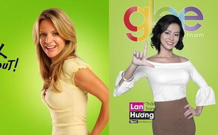 Gu thời trang nóng bỏng của nhân vật nguy hiểm nhất Glee phiên bản Việt-2