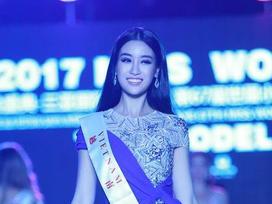 Chơi chiêu 'đánh úp', khán giả Việt đưa Đỗ Mỹ Linh lên hạng nhất bình chọn tại Miss World 2017