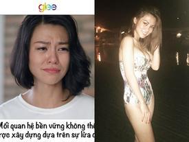 Gu thời trang nóng bỏng của nhân vật nguy hiểm nhất 'Glee' phiên bản Việt