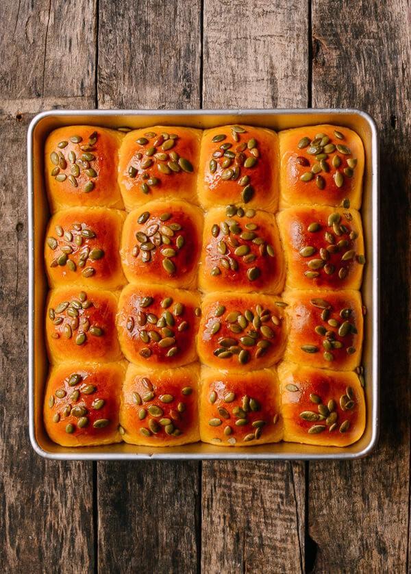 Bánh mì bí đỏ thơm ngon, hấp dẫn cho bữa sáng-6