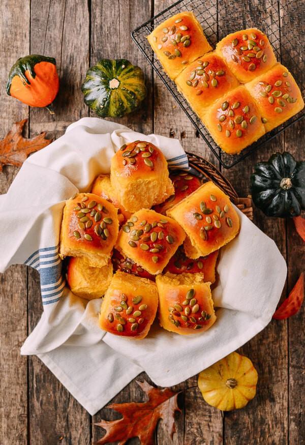 Bánh mì bí đỏ thơm ngon, hấp dẫn cho bữa sáng-7