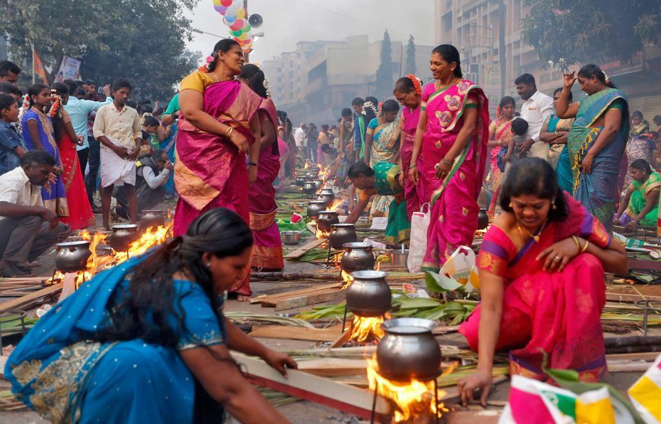 Những lễ hội mùa thu hoạch nổi tiếng trên thế giới-8