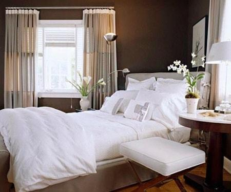 Phòng ngủ để thế này, vợ chồng cả đời hạnh phúc, gia đình làm ăn ngày càng giàu có-1