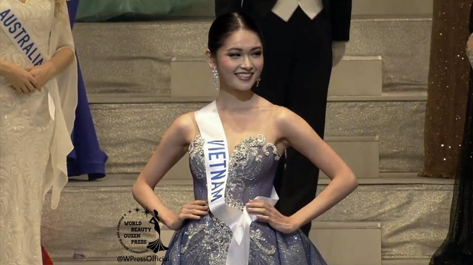 Thùy Dung trượt top 15 mỹ nhân đẹp nhất chung kết Miss International 2017-10
