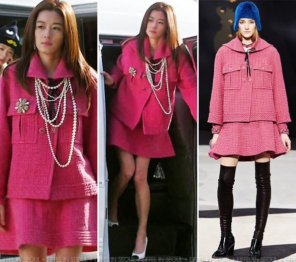 Diện đồ hiệu đẹp hơn cả người mẫu, đó chính là mợ chảnh Jeon Ji Hyun-5