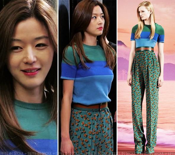 Diện đồ hiệu đẹp hơn cả người mẫu, đó chính là mợ chảnh Jeon Ji Hyun-6