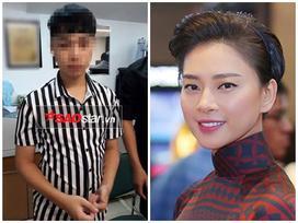 Clip: Đối tượng livestream 'Cô Ba Sài Gòn' khóc xin Ngô Thanh Vân và ekip tha lỗi