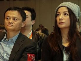 Hé lộ 3 nữ diễn viên Jack Ma yêu thích nhất, không có tên Triệu Vy