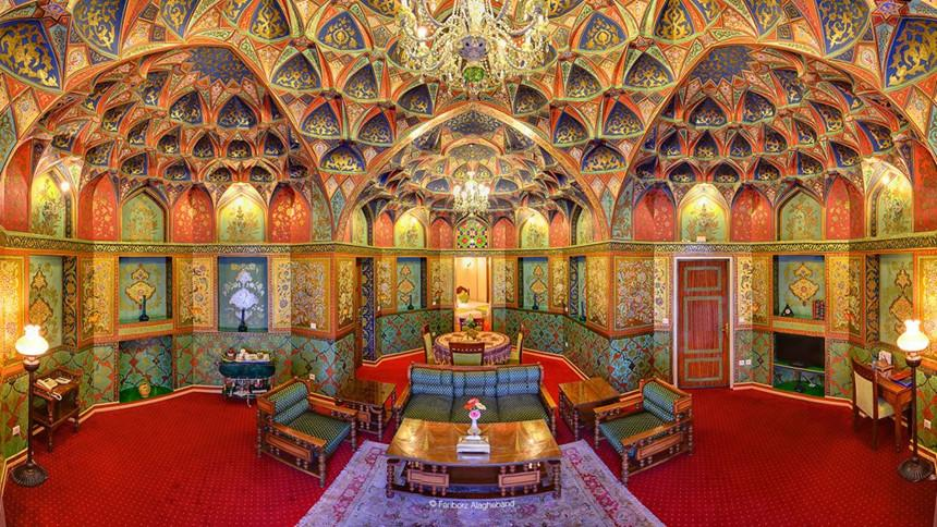 Khách sạn đẹp nhất Trung Đông ở Iran-1