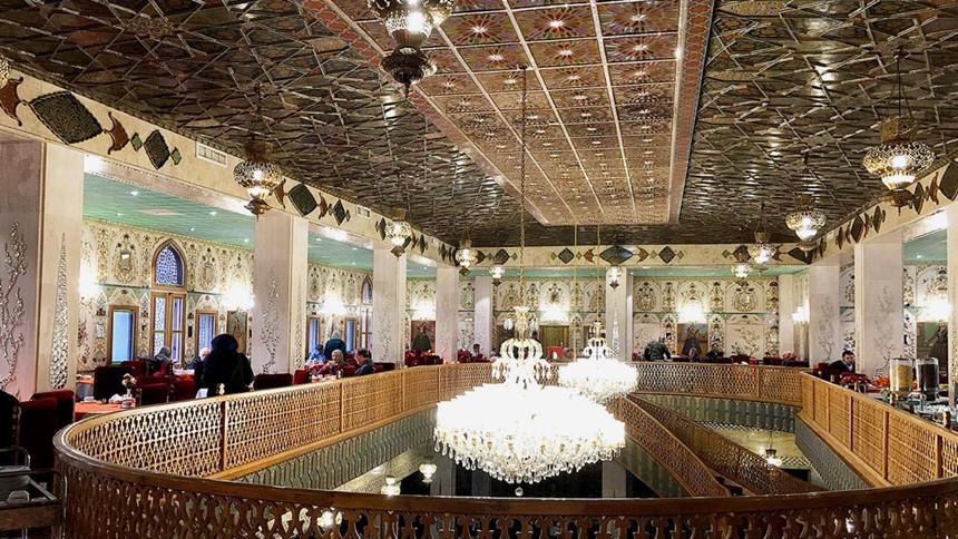 Khách sạn đẹp nhất Trung Đông ở Iran-5