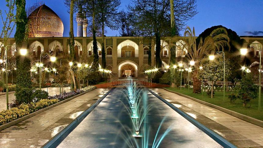 Khách sạn đẹp nhất Trung Đông ở Iran-7