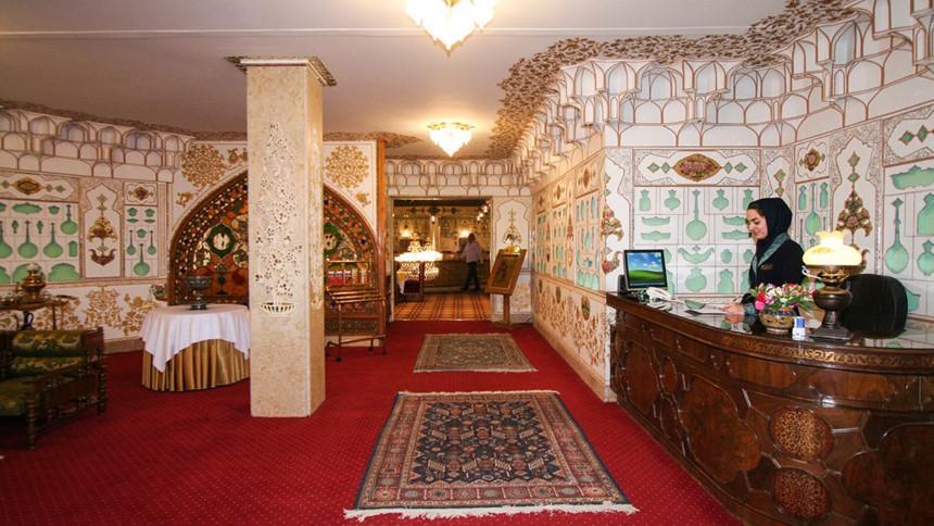 Khách sạn đẹp nhất Trung Đông ở Iran-11