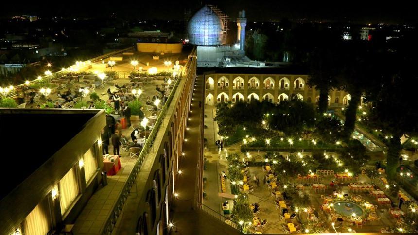 Khách sạn đẹp nhất Trung Đông ở Iran-9