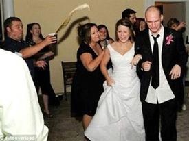 Clip hài: Đám cưới 'cười ra nước mắt'