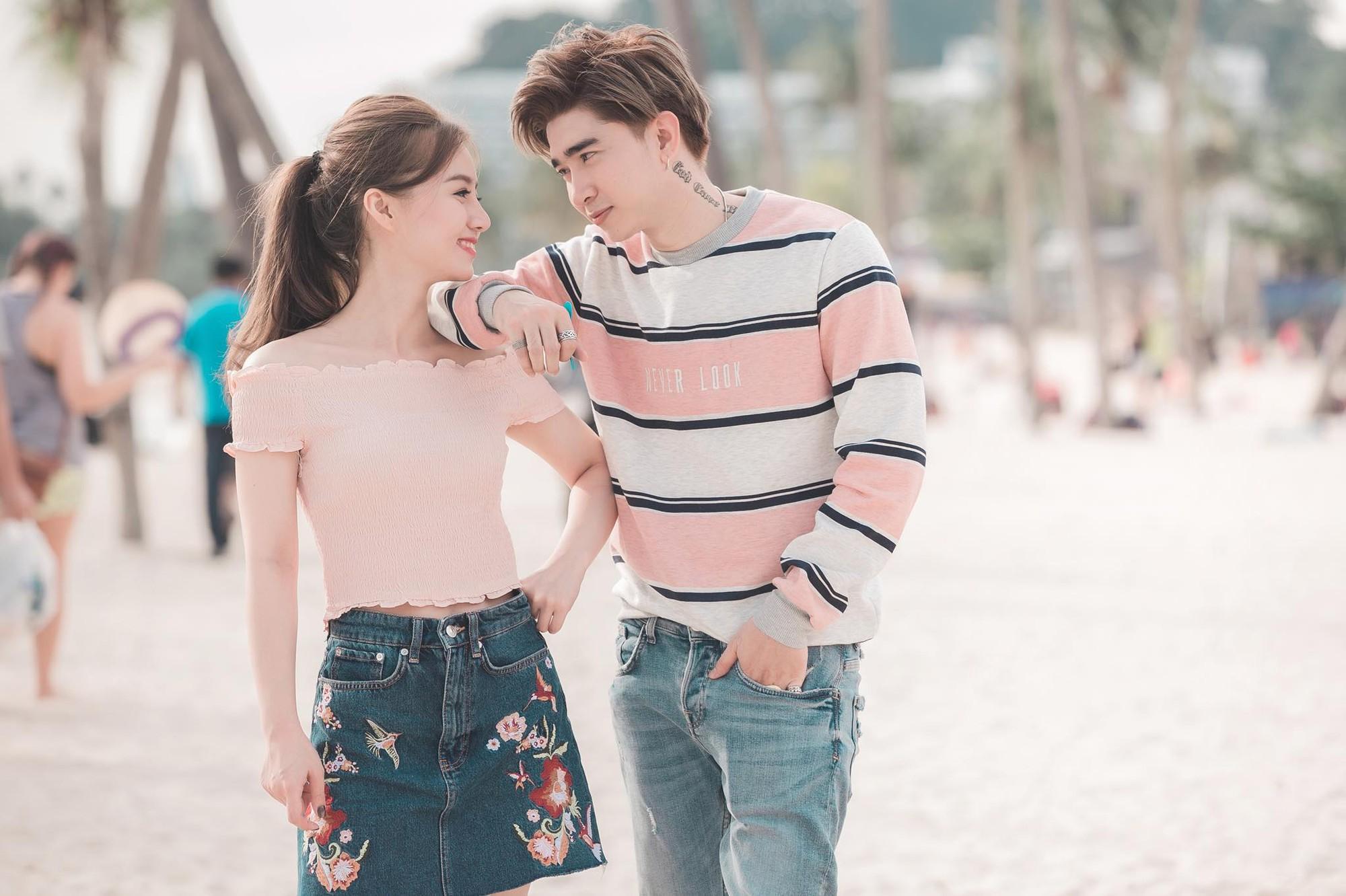 Cô gái xinh đẹp đóng MV Chi Dân tiết lộ thay đổi hoàn toàn từ khi thẩm mỹ, tăng cân-2