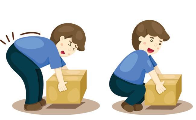 Sai lầm khi khiêng đồ vật khiến lưng cong xấu, chấn thương: Huấn luyện viên sẽ chỉ ra cách khắc phục-2