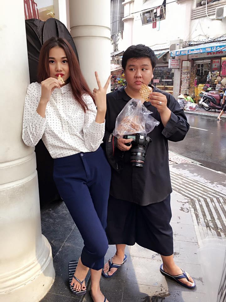 Là đệ nhất chân dài Việt Nam, nhưng Thanh Hằng lại chỉ mê mẩn dép lào-5
