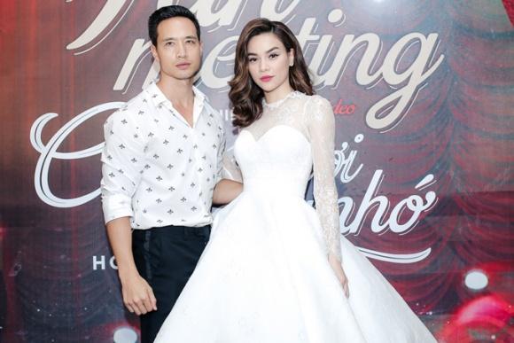 Trước khi công khai yêu đương, gu thời trang Hồ Ngọc Hà - Kim Lý từ lâu đã là một cặp-5