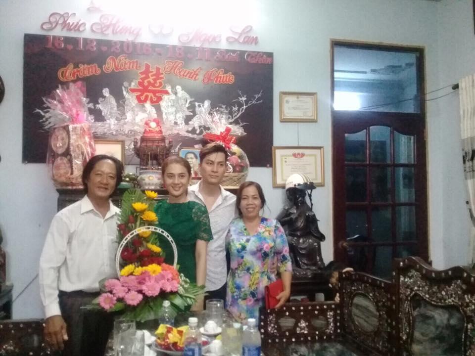 Lâm Khánh Chi bật khóc trong ngày dạm ngõ với chồng trẻ kém 8 tuổi-3