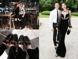 Trước khi công khai yêu đương, gu thời trang Hồ Ngọc Hà - Kim Lý từ lâu đã là một cặp