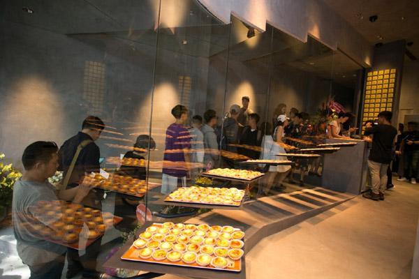 Thơm ngon bánh Tart phô Mai chuẩn Nhật-3