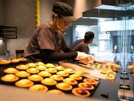 Thơm ngon bánh Tart phô Mai chuẩn Nhật