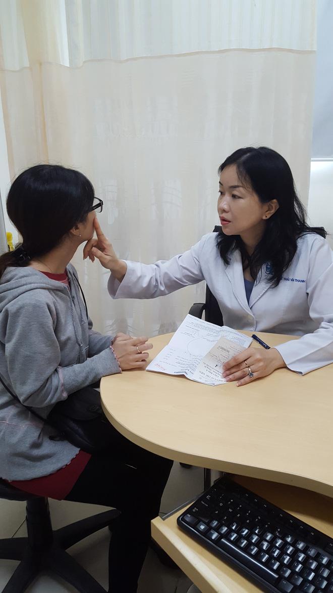 Cô gái lột da Đông y bị bỏng nặng và cuộc chiến giữa bác sĩ thẩm mỹ với kem trộn biến tướng-10