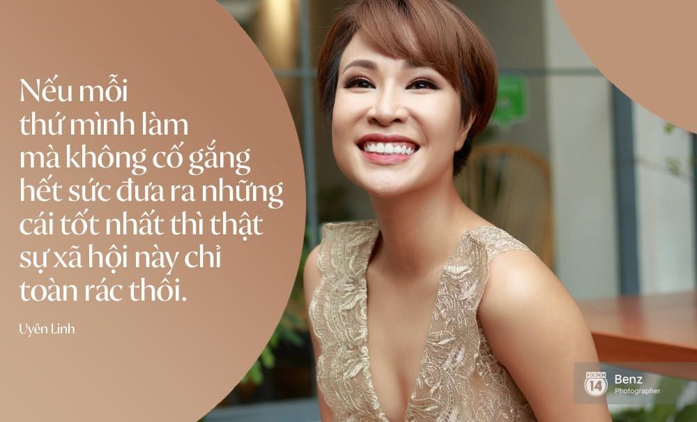 Uyên Linh: Tôi chưa nghe Chi Pu hát, nhưng nói thật tôi cũng không nghe nổi-1