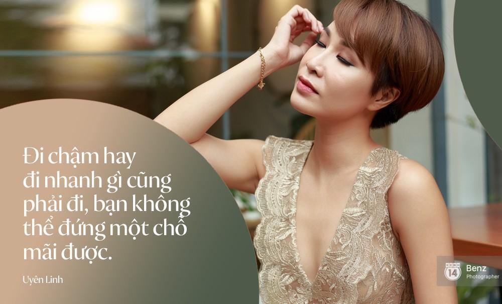 Uyên Linh: Tôi chưa nghe Chi Pu hát, nhưng nói thật tôi cũng không nghe nổi-2
