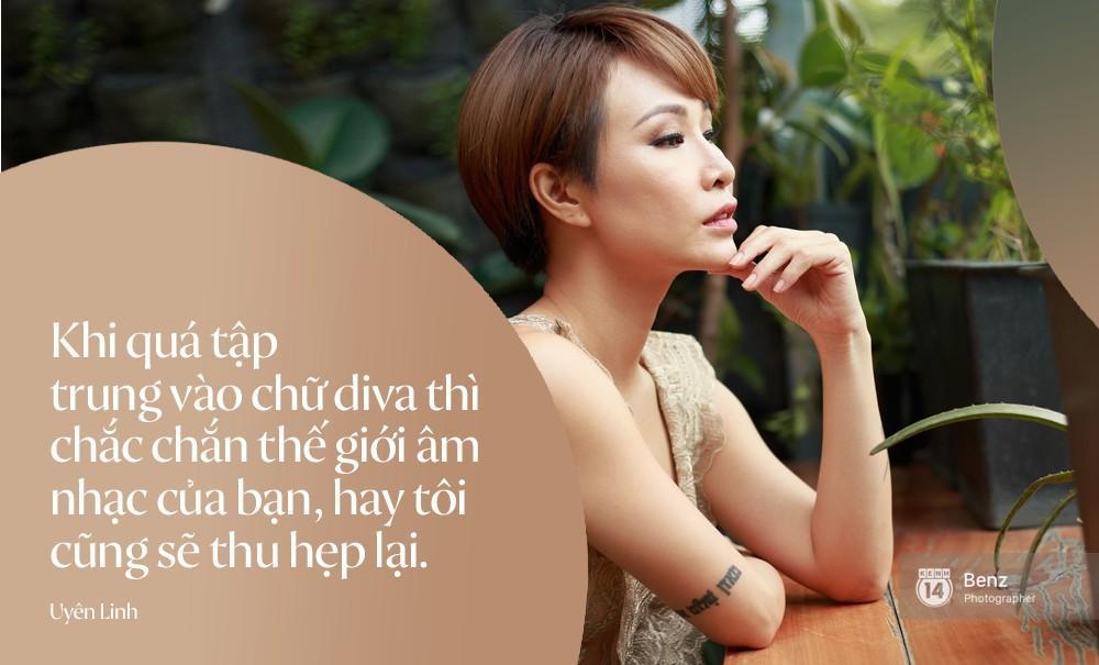 Uyên Linh: Tôi chưa nghe Chi Pu hát, nhưng nói thật tôi cũng không nghe nổi-5