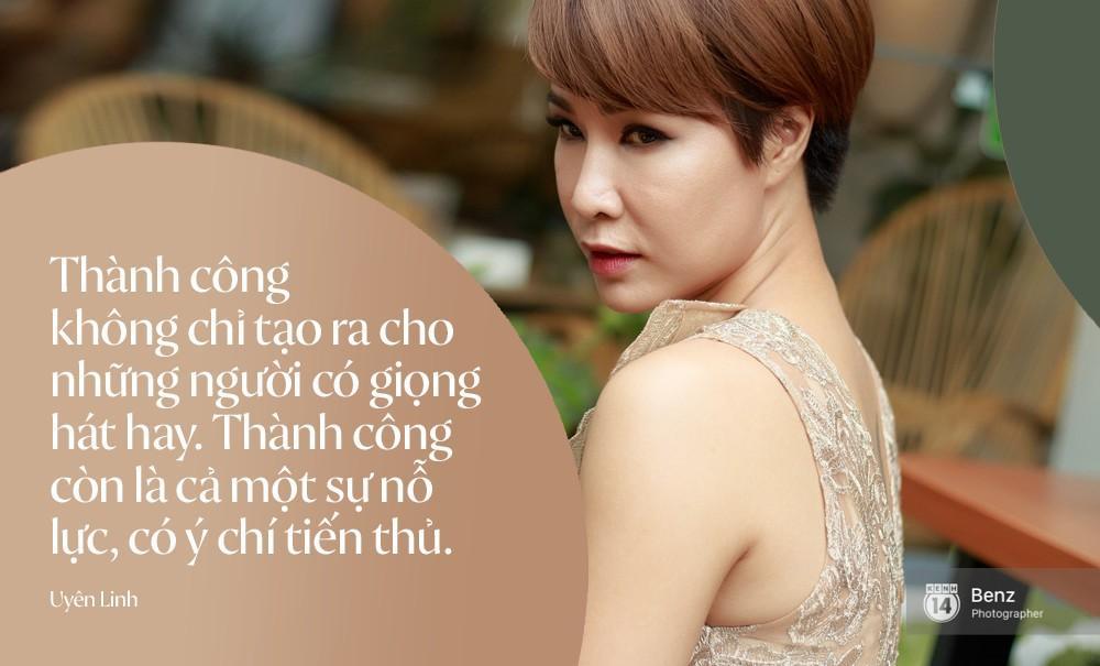 Uyên Linh: Tôi chưa nghe Chi Pu hát, nhưng nói thật tôi cũng không nghe nổi-6