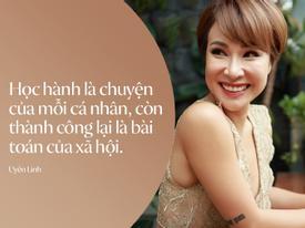 Uyên Linh: 'Tôi chưa nghe Chi Pu hát, nhưng nói thật tôi cũng không nghe nổi'