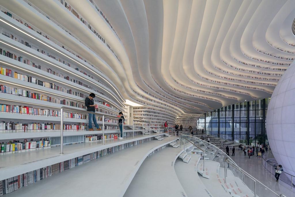 Thư viện khổng lồ chứa 1,2 triệu cuốn sách ở Trung Quốc-3
