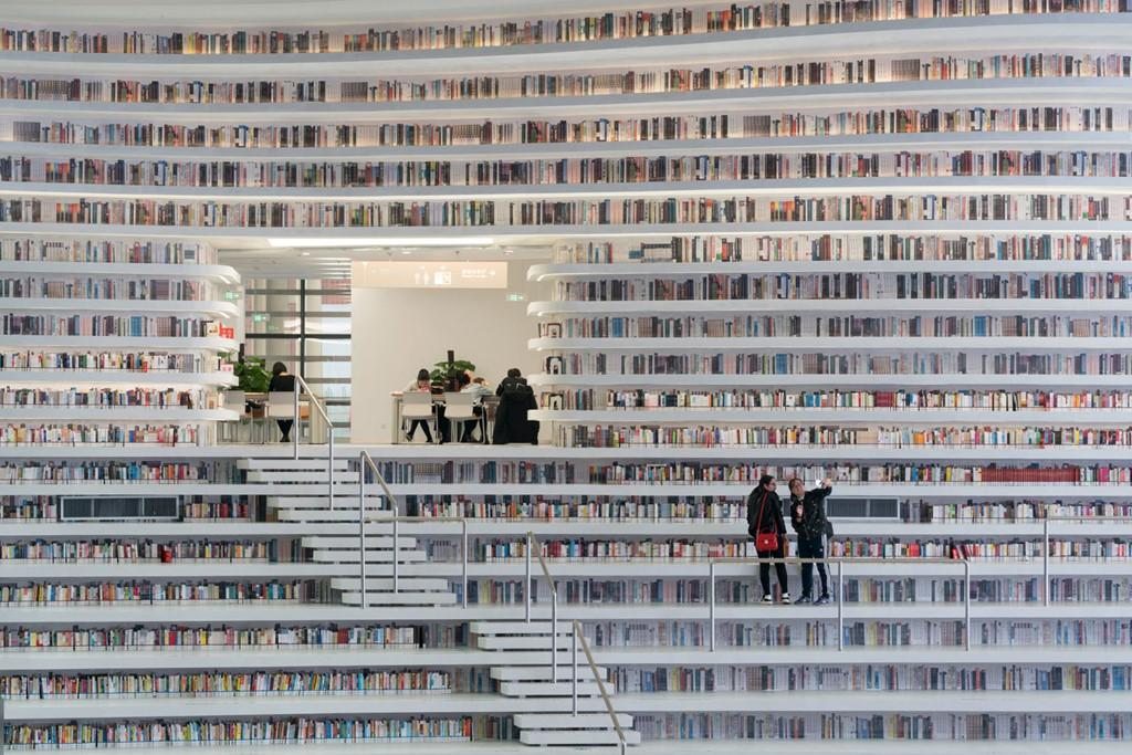 Thư viện khổng lồ chứa 1,2 triệu cuốn sách ở Trung Quốc-4