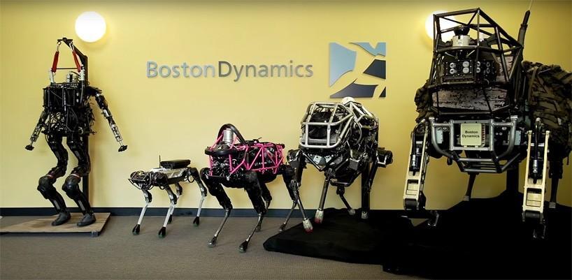 Chú chó robot không đầu đang khuấy đảo cộng đồng mạng-1