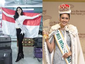 Dung mạo và gu thời trang xuất sắc trong đời thường của tân Hoa hậu Quốc Tế 2017