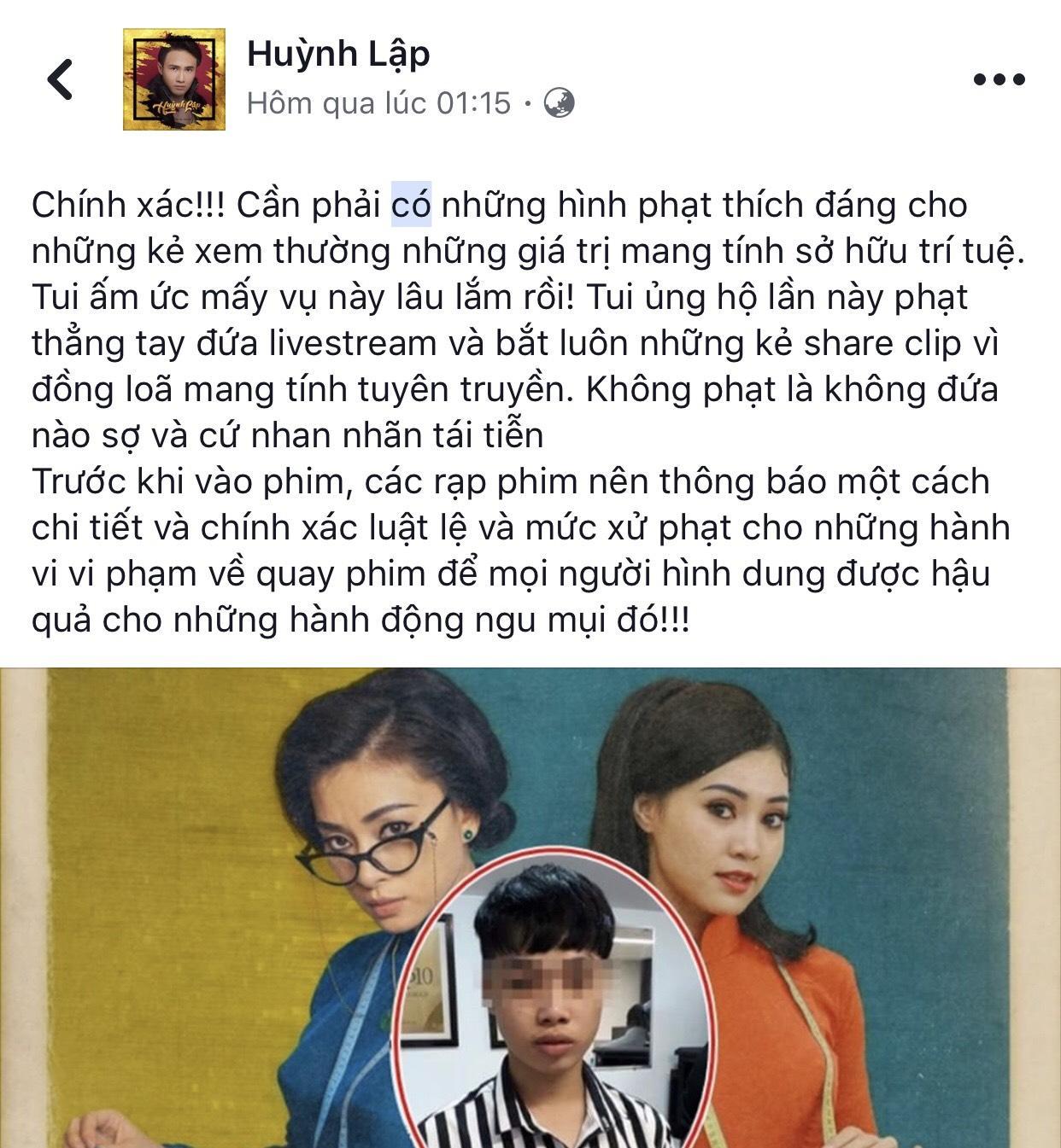 Trấn Thành và dàn sao Việt ủng hộ Ngô Thanh Vân xử tới bến kẻ livestream lén-6