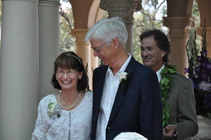 Uyên ương tái hợp sau 50 năm chia tay vì bị bố phản đối-10