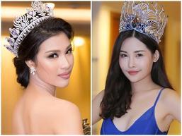 Bị Lê Âu Ngân Anh so sánh khập khiễng, Nguyễn Thị Thành tuyên bố không ủng hộ tân hoa hậu