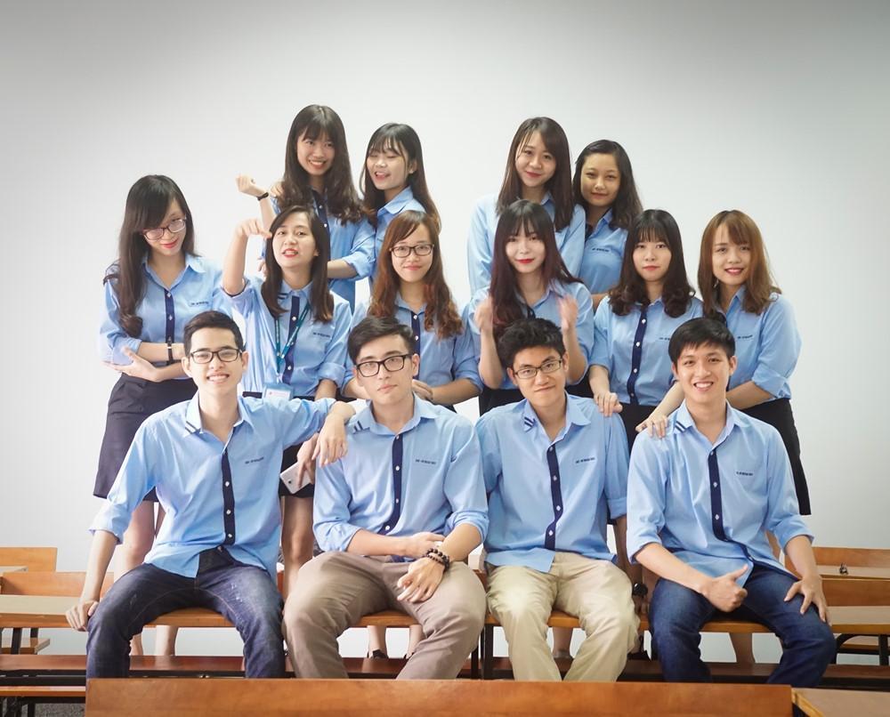 CLB toàn trai xinh gái đẹp tham gia APEC của Học viện Ngoại giao-3