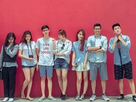 CLB toàn 'trai xinh gái đẹp' tham gia APEC của Học viện Ngoại giao