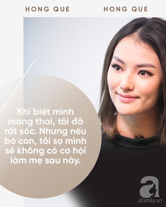 Hồng Quế: Trước khi làm mẹ, tôi là kẻ ngông cuồng, phá phách, ích kỷ-3