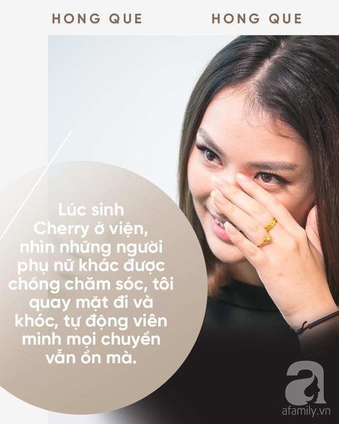 Hồng Quế: Trước khi làm mẹ, tôi là kẻ ngông cuồng, phá phách, ích kỷ-4