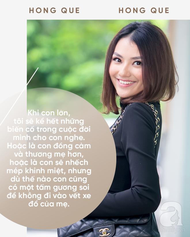 Hồng Quế: Trước khi làm mẹ, tôi là kẻ ngông cuồng, phá phách, ích kỷ-7