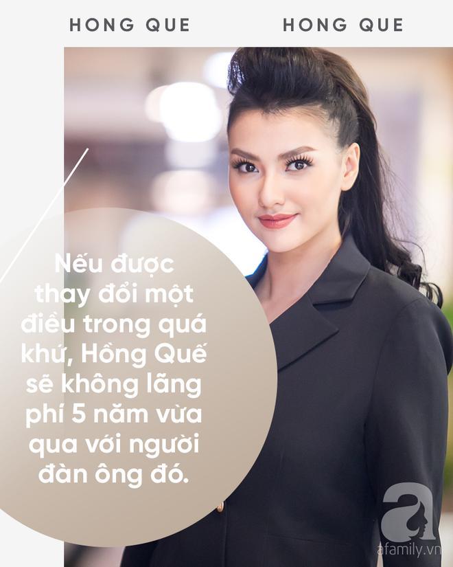 Hồng Quế: Trước khi làm mẹ, tôi là kẻ ngông cuồng, phá phách, ích kỷ-8