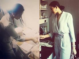 Hot girl - hot boy Việt 16/11: Huyền Baby hoài niệm về quá khứ khi làm việc tại Hàn Quốc
