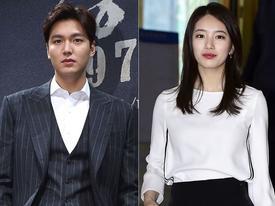 Cặp tình nhân đình đám Lee Min Ho và Suzy đã chia tay sau 2 năm hẹn hò