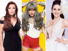 Đường tình duyên của những mỹ nhân chuyển giới nổi tiếng showbiz Việt