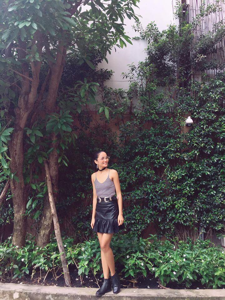 Gu thời trang của HHen Niê - cô gái Ê Đê hot nhất Hoa hậu Hoàn vũ Việt Nam 2017-8